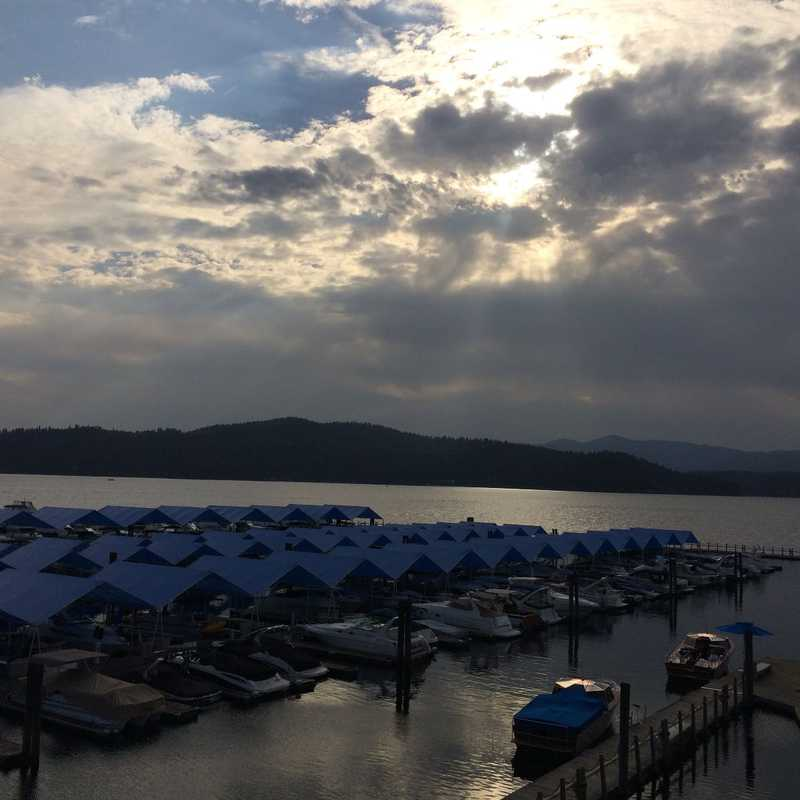 Trip Blog Post by @kari: Coeur d'Alene 2014   2 days in Sep (itinerary, map & gallery)