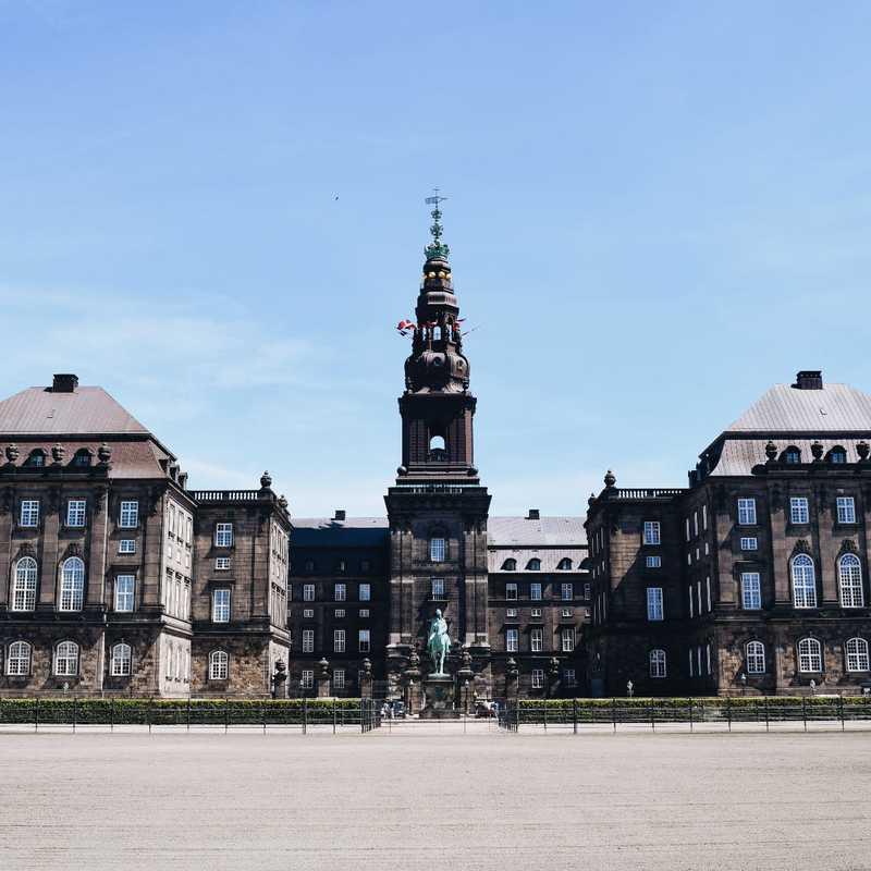 Place / Tourist Attraction: Christiansborg Palace (Copenhagen, Denmark)