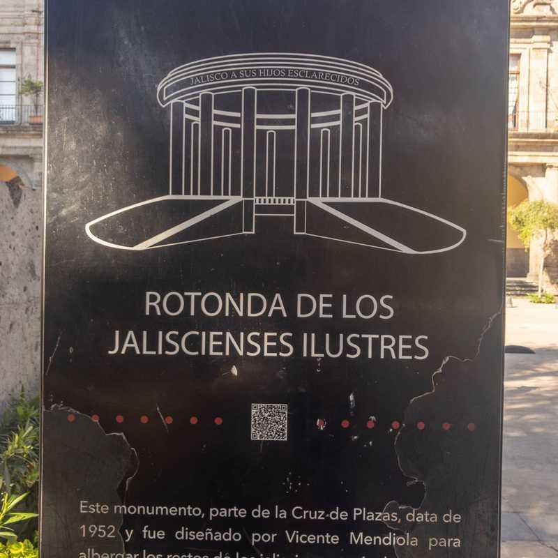 Rotonda de los Jaliscienses Ilustres