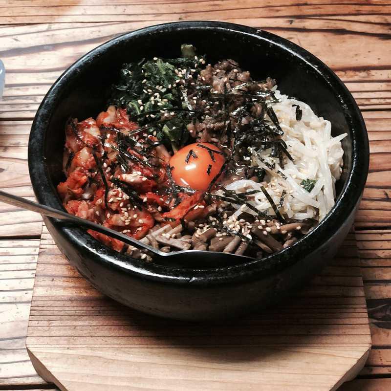 韓国風焼肉 順天