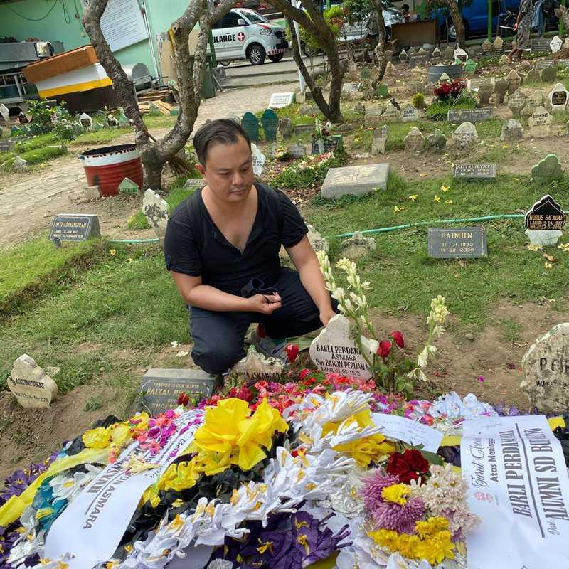 Makam Islam Kampung Jawa