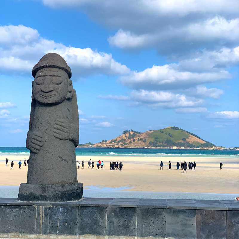 Trip Blog Post by @annabal: Jeju 2020 | 1 day in Jan (itinerary, map & gallery)