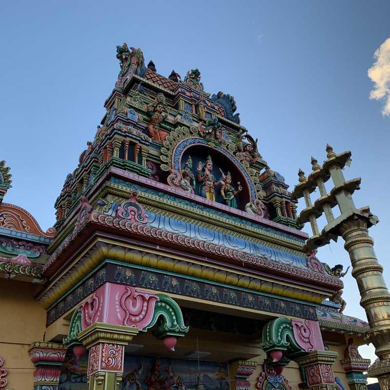 Siva soopramania tamil temple society