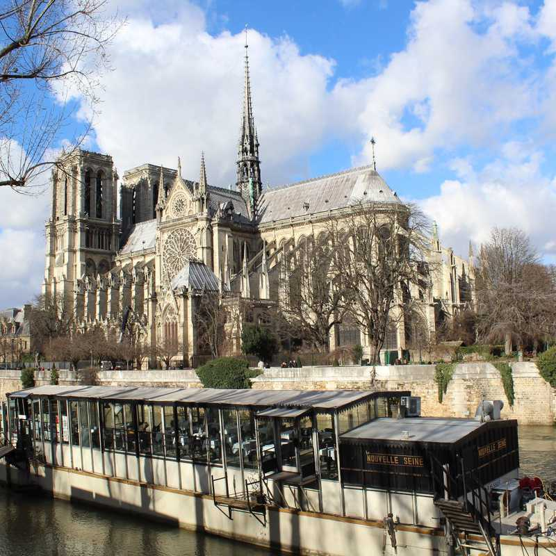 Paris | 4 days trip itinerary, map & gallery