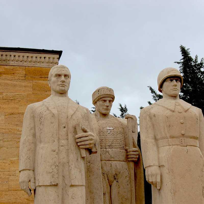 Mustafa Kemal Atatürk memorial