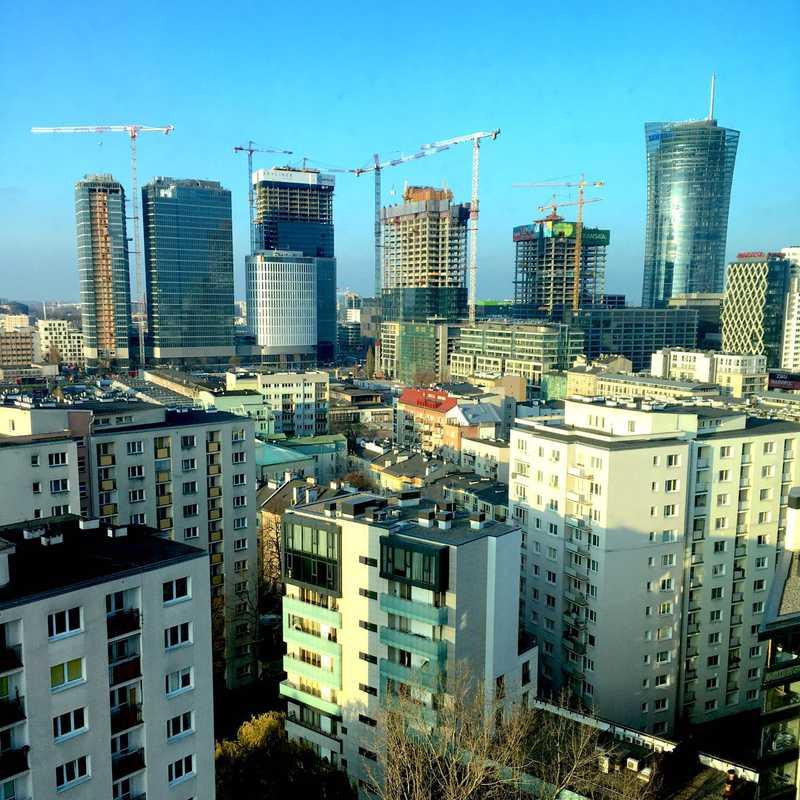 Holiday Inn Warsaw City Centre