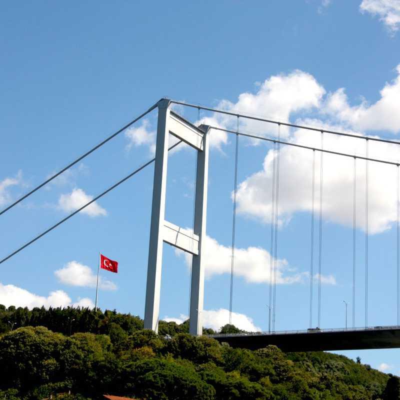 Bosporus Strait Cruise