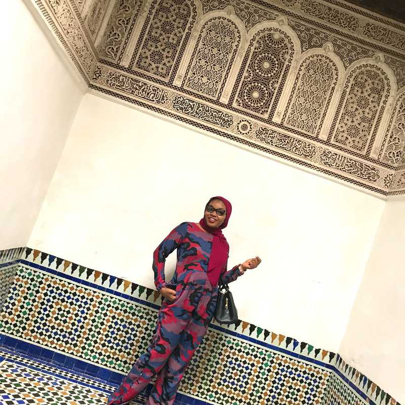 Trip Blog Post by @Neemahdididy: Marrakech 2018 | 2 days in Apr (itinerary, map & gallery)