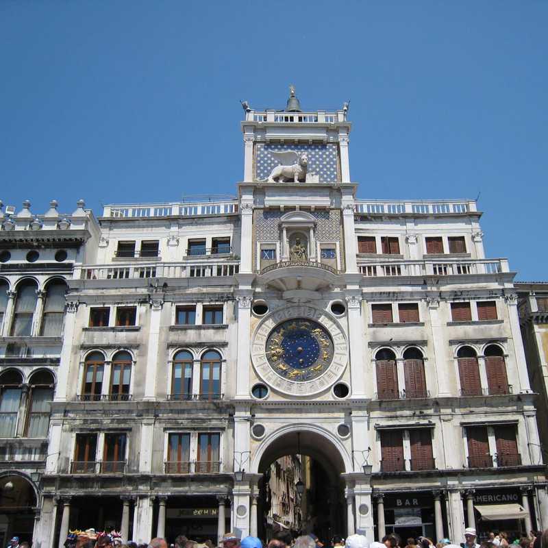 Tour de l'Horloge de Saint Marc