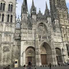 Cathédrale Notre-Dame de Rouen | POPULAR Trips, Photos, Ratings & Practical Information