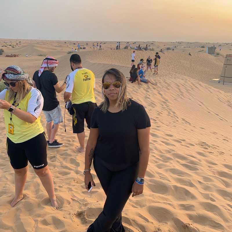 Desert Gate Camp