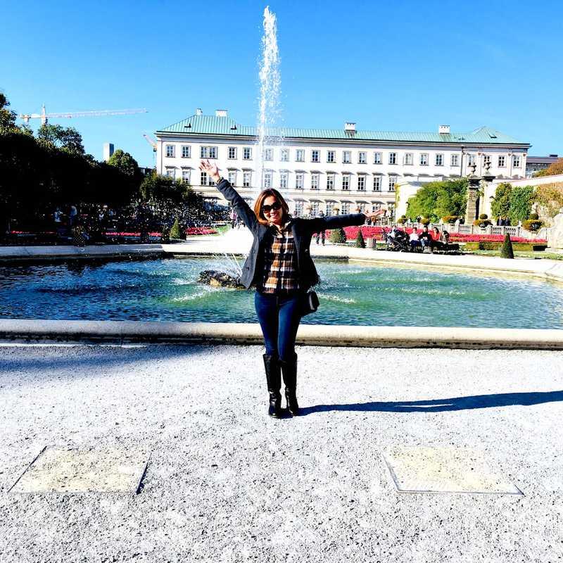 Mirabella Grounds Fountain