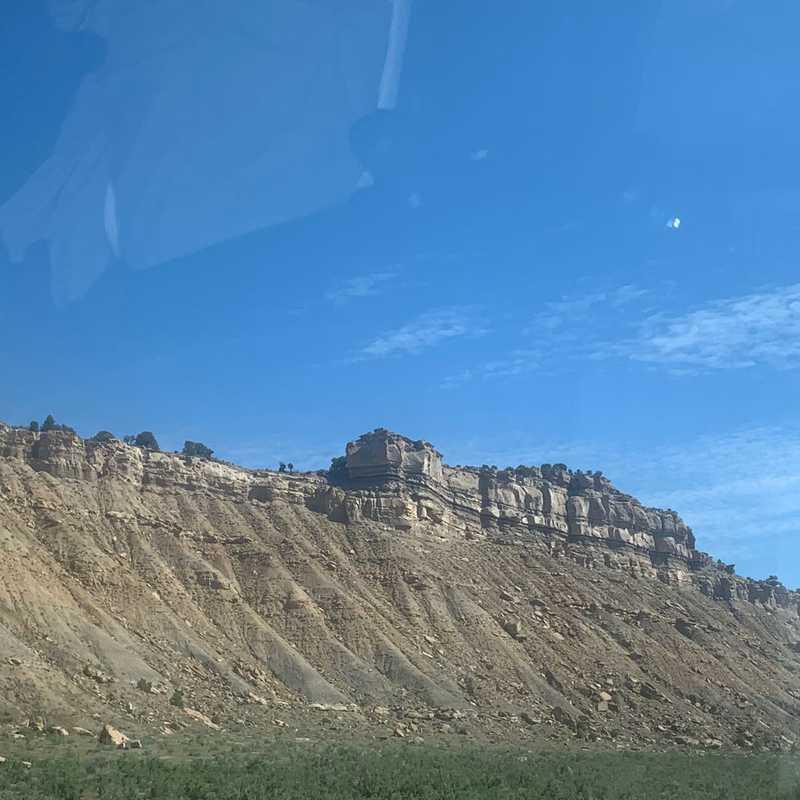 Dinosaur Diamond Scenic Highway