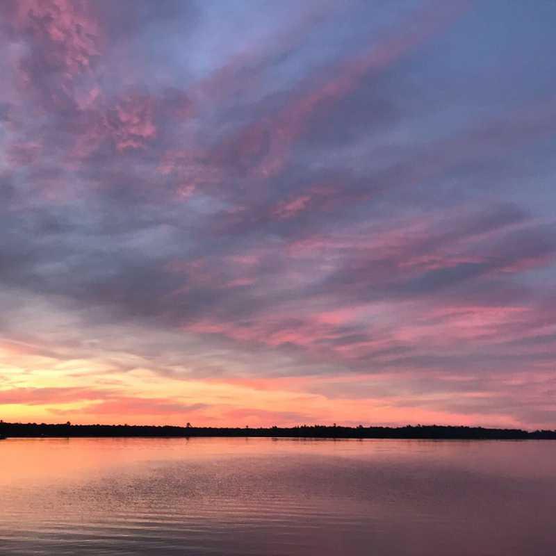 Blackwater Lake 2020 🌊🔆💙 | 5 days trip itinerary, map & gallery