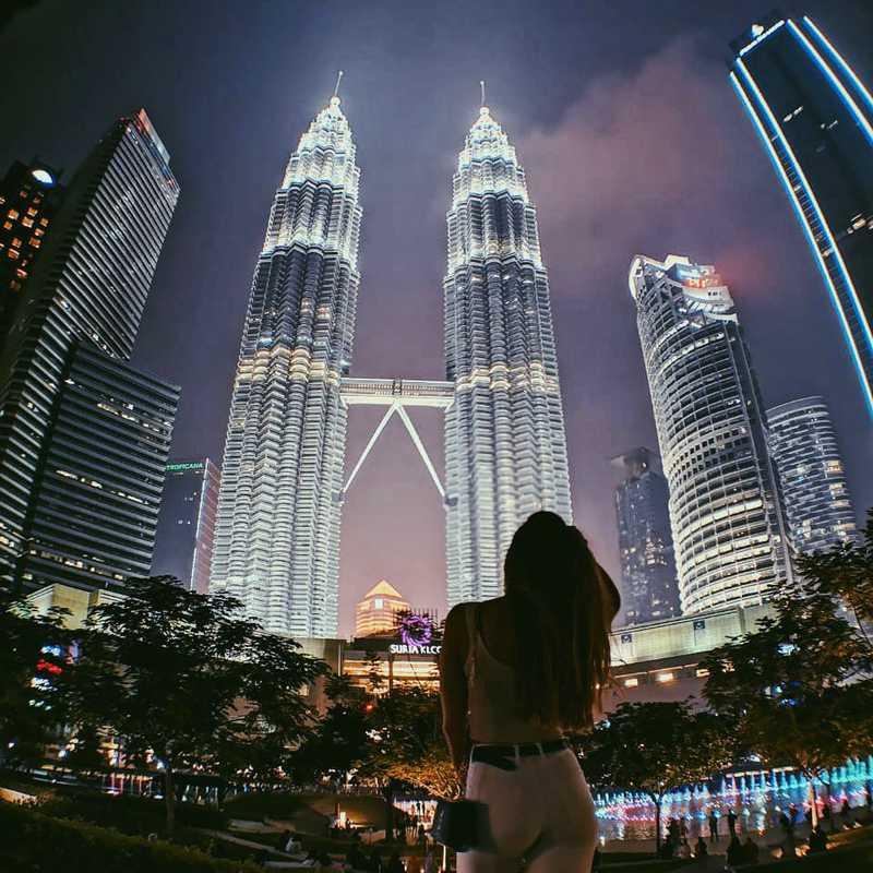 Trip Blog Post by @janka.jascurova: Kuala Lumpur- Malaysia 🇲🇾 | 1 day in Sep (itinerary, map & gallery)