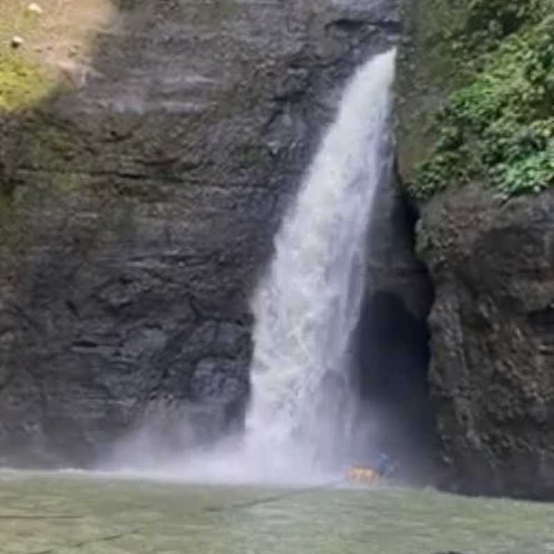 Trip Blog Post by @issafilipinas: Cavinti Falls Laguna, Philippines   1 day in Sep (itinerary, map & gallery)