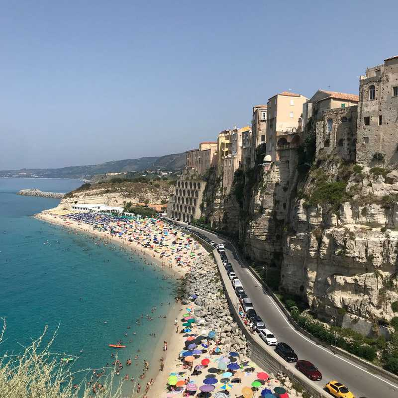 Trip Blog Post by @neneontheroad: Italy, Calabria, 🇮🇹 2021 | 4 days in Jul (itinerary, map & gallery)