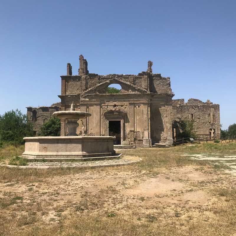Chiesa di Santa Maria Assunta (rovine)