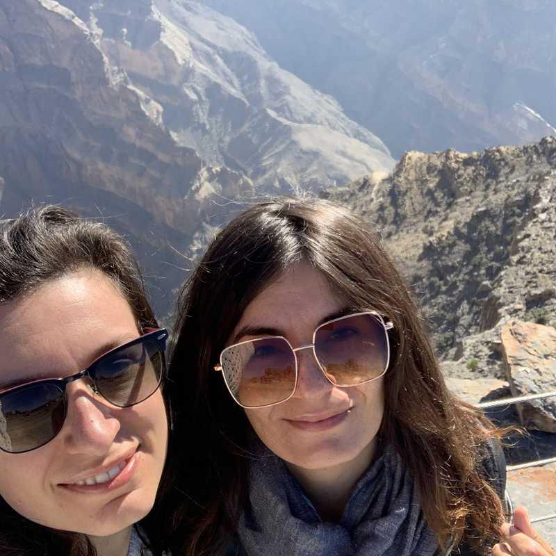 Jebel Shams View Point