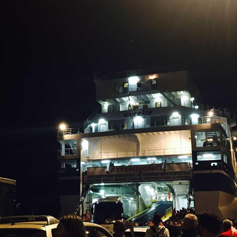 Ferry Port of Split