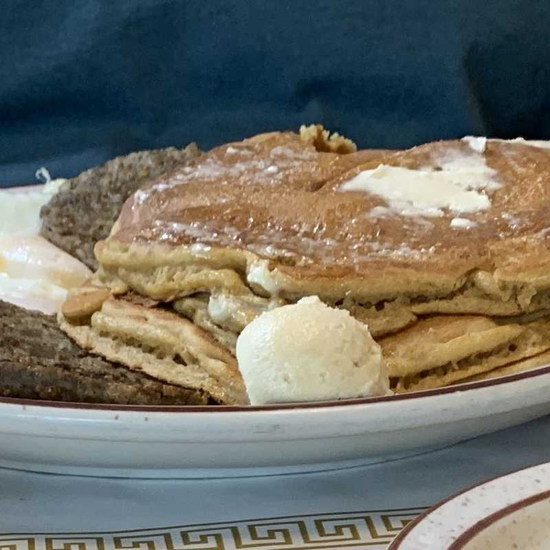 Omega Pancake House