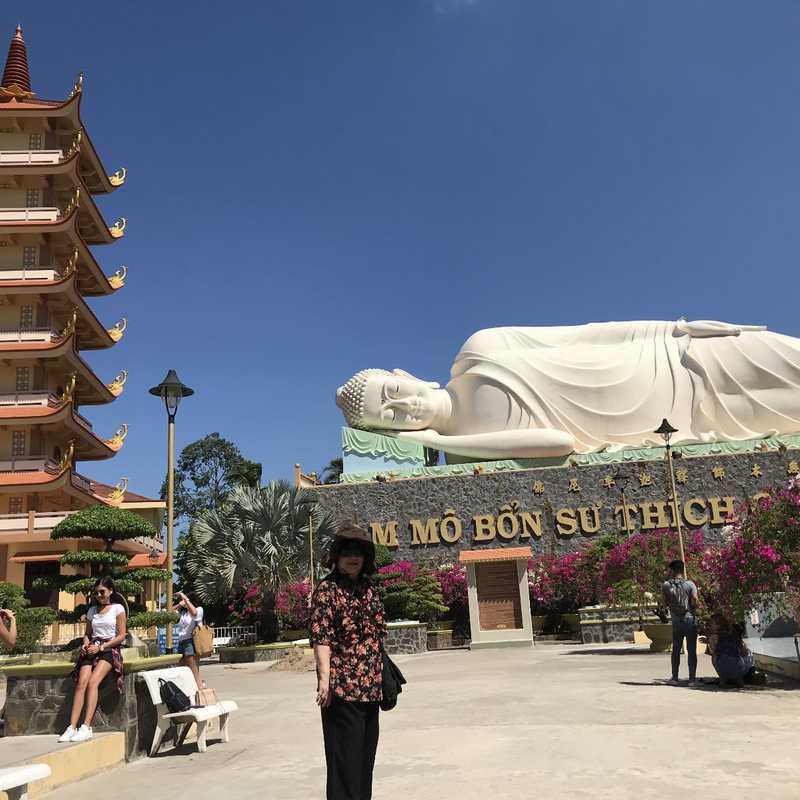 Vĩnh Tràng Temple