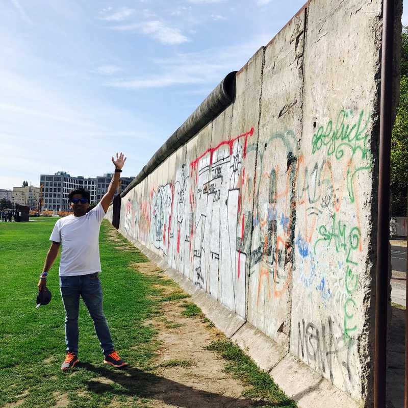 Place / Tourist Attraction: Berlin Wall Memorial (Berlin, Germany)