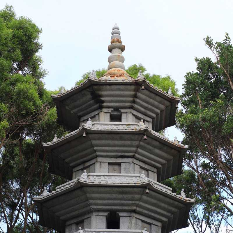 Naha Fukushūen (Fuzhou Garden)