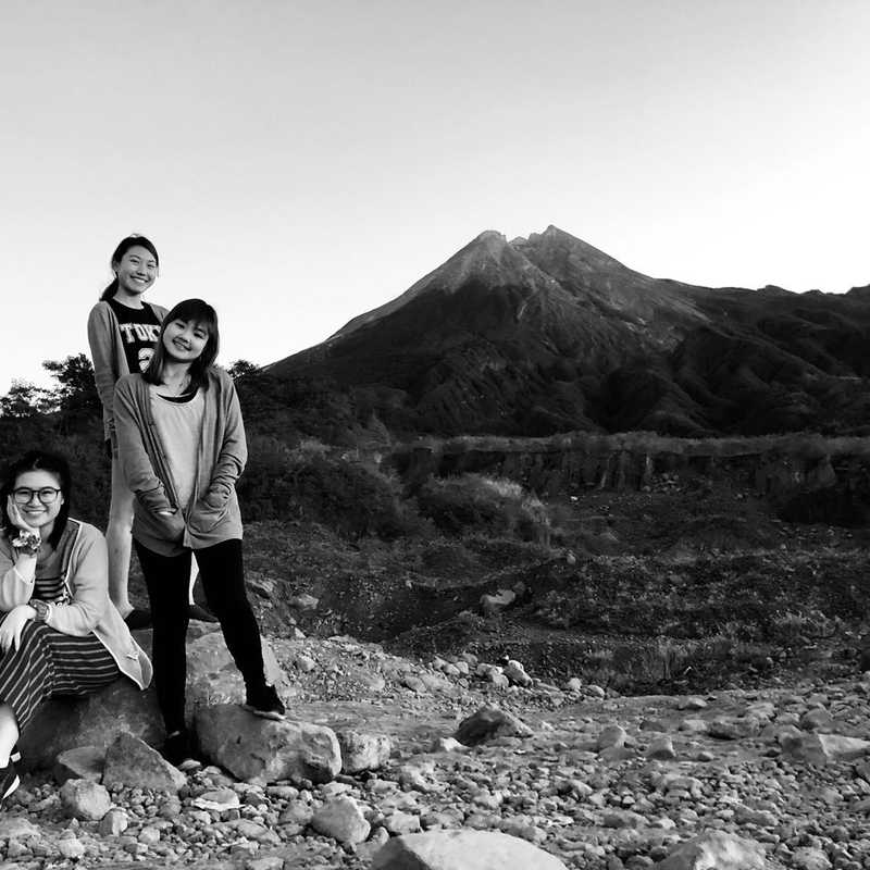 Mount Merapi