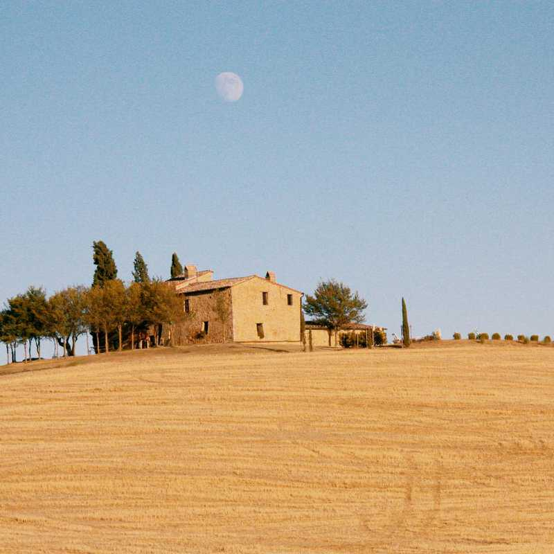 Drive to Montepulciano