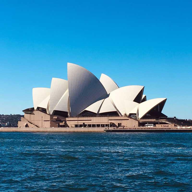 Trip Blog Post by @janka.jascurova: Sydney- Australia 🇦🇺 | 4 days in Jun/Jul (itinerary, map & gallery)