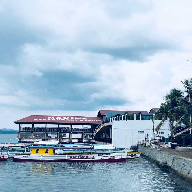 Lucap Wharf