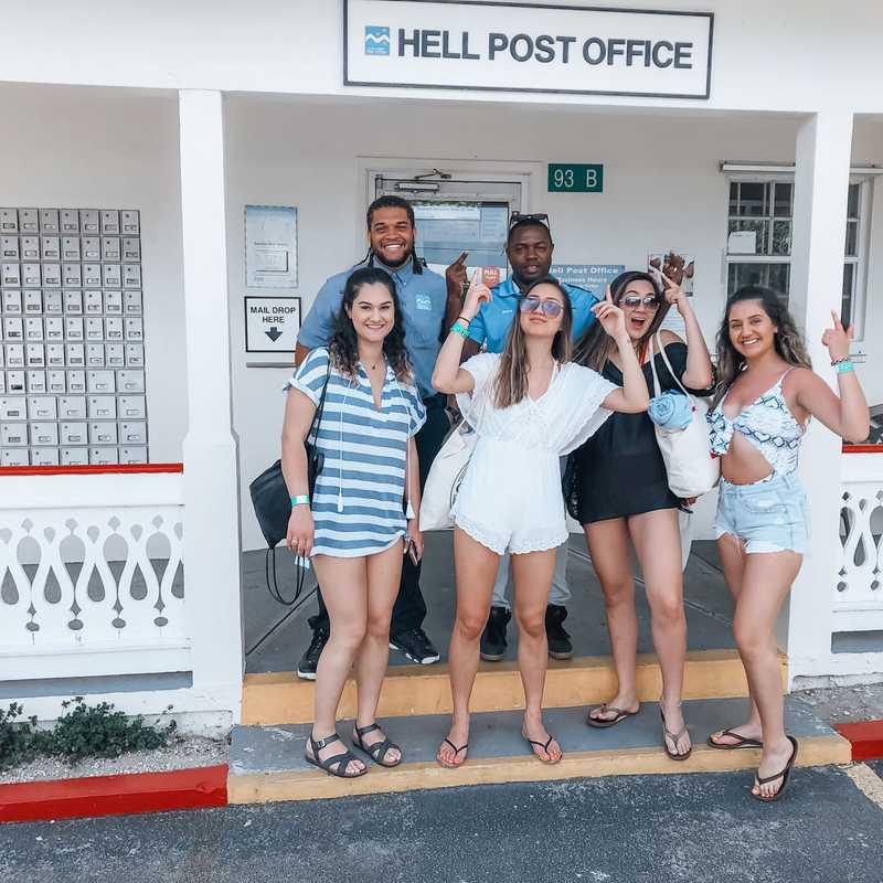 Hell, Grand Cayman