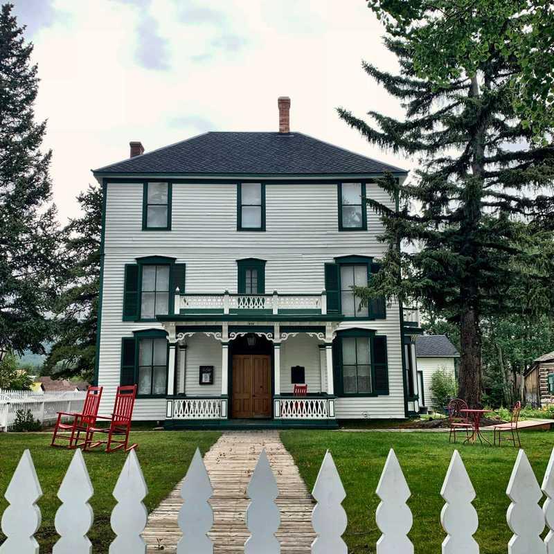 Healy House Museum & Dexter Cabin