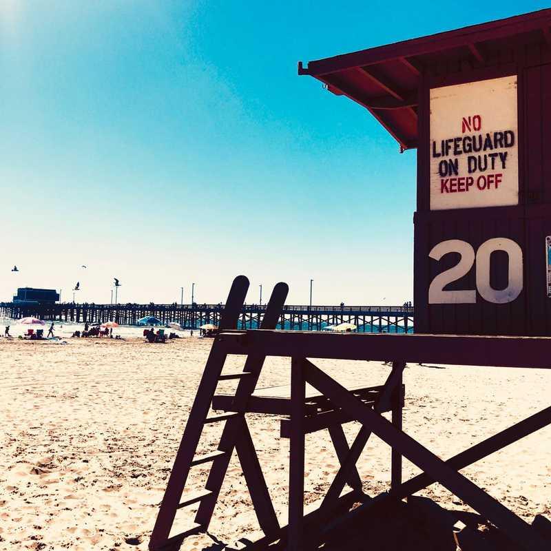 Newport Beach Pier
