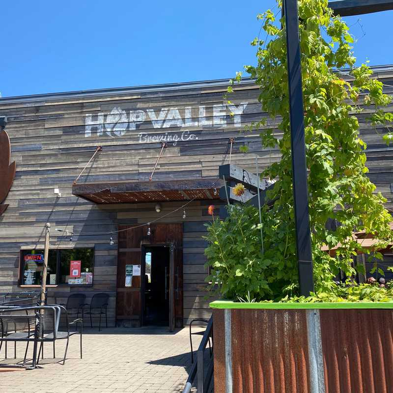 Hop Valley Brewing Co