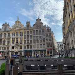 Grand Place Brussels / Grote Markt