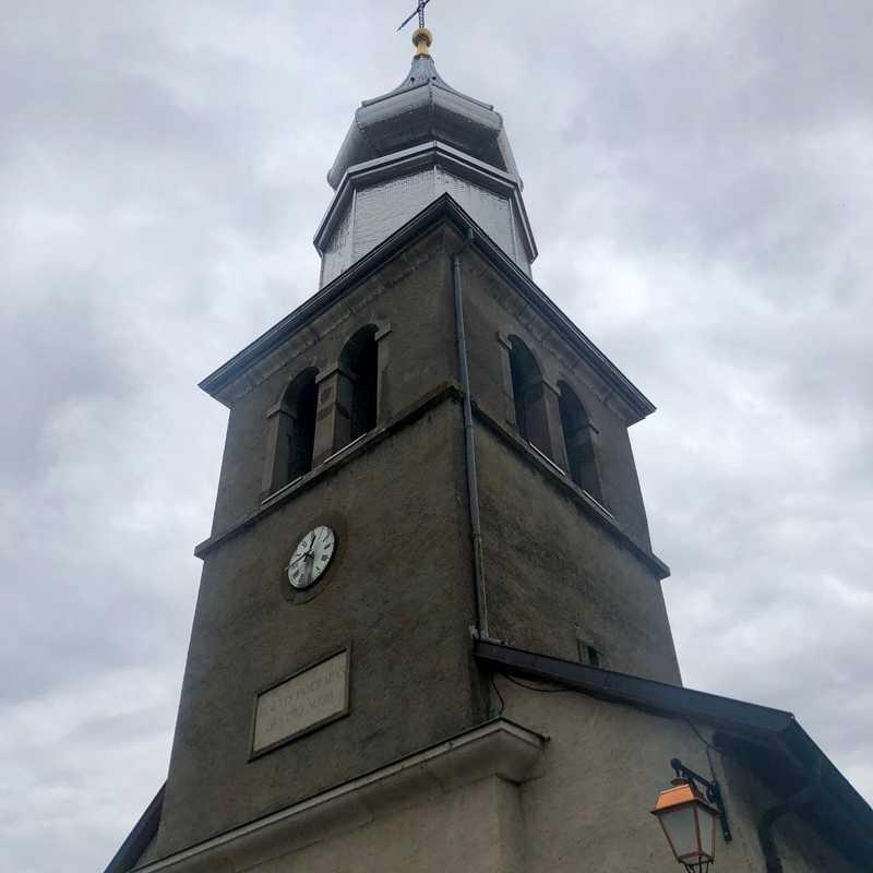Église Saint Pancrace d'Yvoire