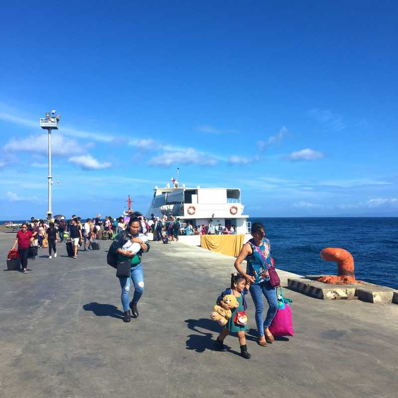 Dumaguete Port Work