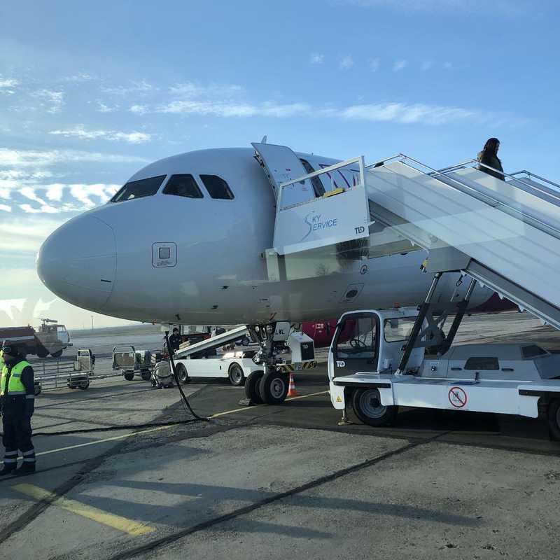 Aeropuerto Internacional de Odesa (ODS)