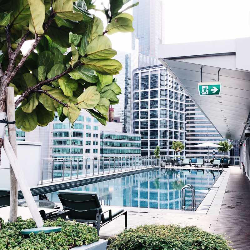 Capri by Fraser China Square / Singapore