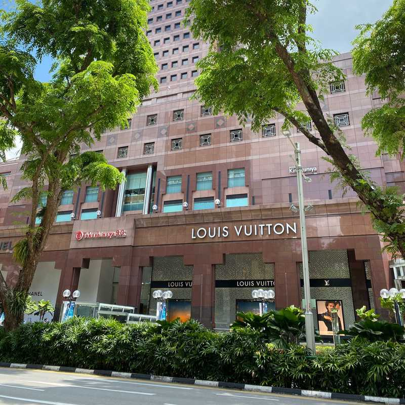 SINGAPORE 🐃ORCHARD ROAD 🐂 | 1 day trip itinerary, map & gallery