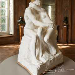 The Kiss by Auguste Rodin. 1889