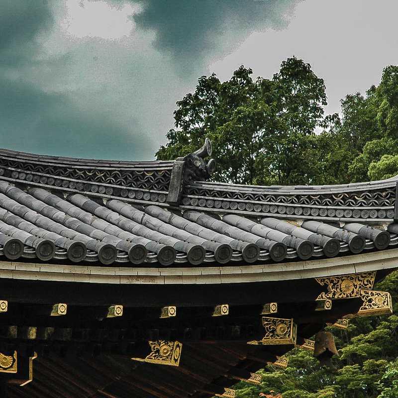 Ninna-ji Temple Goten