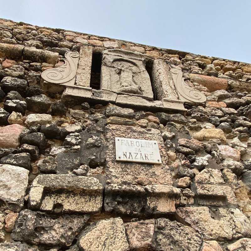Forte de São Miguel Arcanjo | Farolim da Nazaré