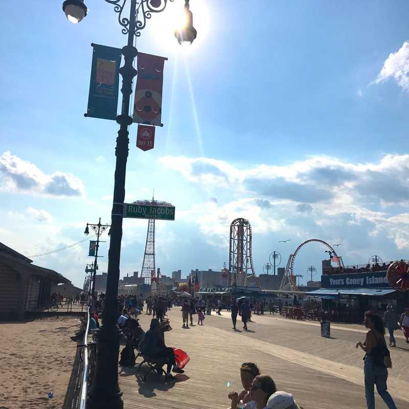 Coney Island Beach