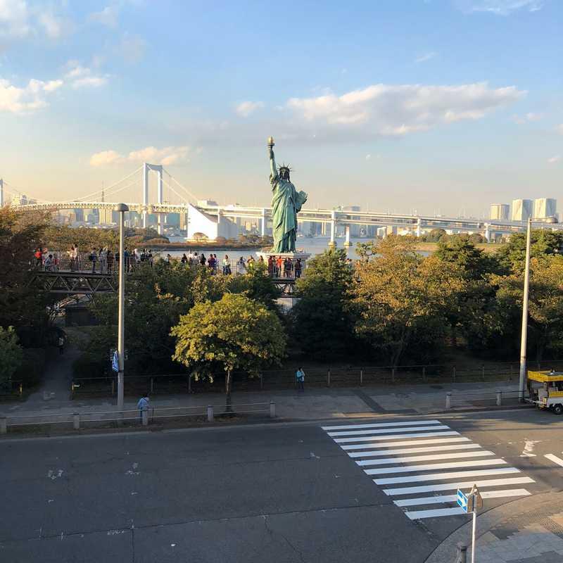 Odaiba Statue of Liberty Replica