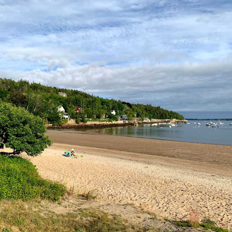 Seal Harbor Beach