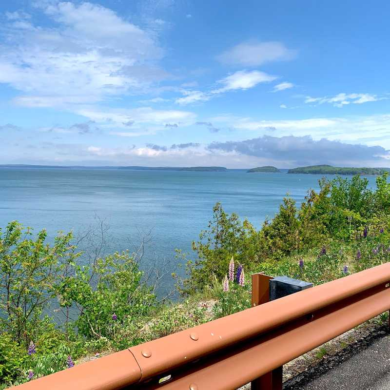 Paradise Hill Overlook