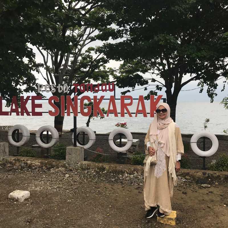 Resto Tandau Lake Singkarak